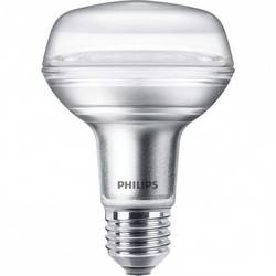 Philips Lighting LED ATT.CALC.EEK A+ (A++ - E) E27 8 W = 100 W Toplo bijela (Ø x D) 80 mm x 112 mm 1 ST