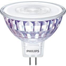 Philips Lighting LED ATT.CALC.EEK A+ (A++ - E) GU5.3 7 W = 50 W Neutralna bijela (Ø x D) 51 mm x 45 mm 1 ST