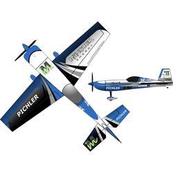 Pichler Extra 330 Münster Energy modra RC model motornega letala komplet za sestavljanje 840 mm