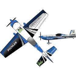 Pichler Extra 330 Münster Energy Combo modra rc model motornega letala komplet za sestavljanje 840 mm