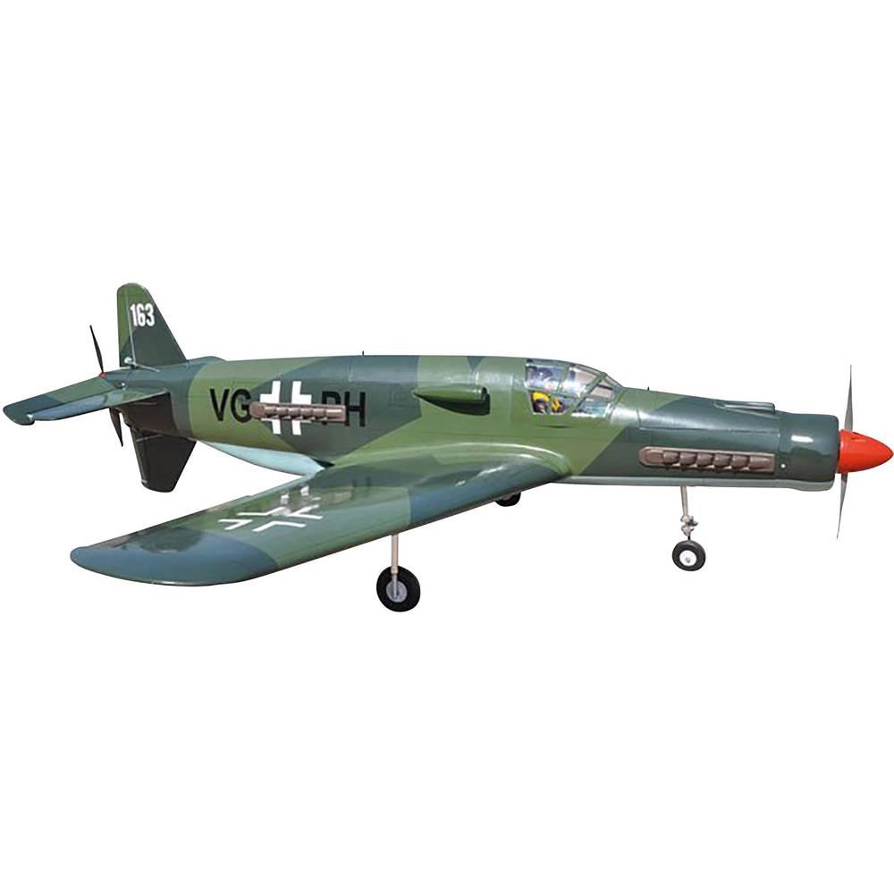 Black Horse BH163 RC Model motornega letala Komplet za sestavljanje 1724 mm