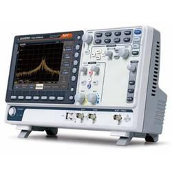 GW Instek MDO-2302AG Digitalni osciloskop 300 MHz 2-kanalni 200 MSa/s 2000 kpts 14 Bit