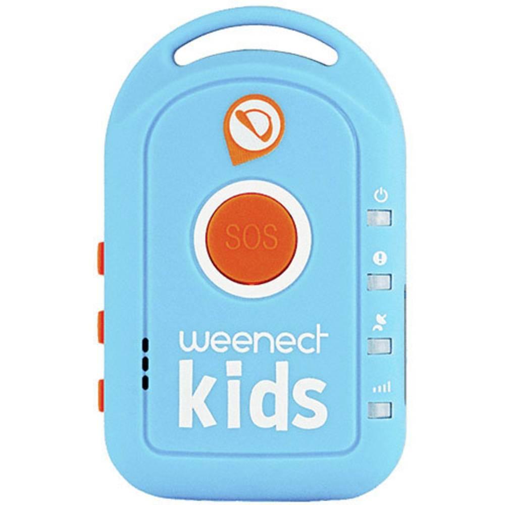 Weenect Kids GPS sledilna naprava Sledilnik oseb Modra