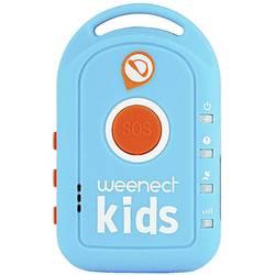 Weenect Kids GPS uređaj za praćenje Praćenje osoba Plava boja
