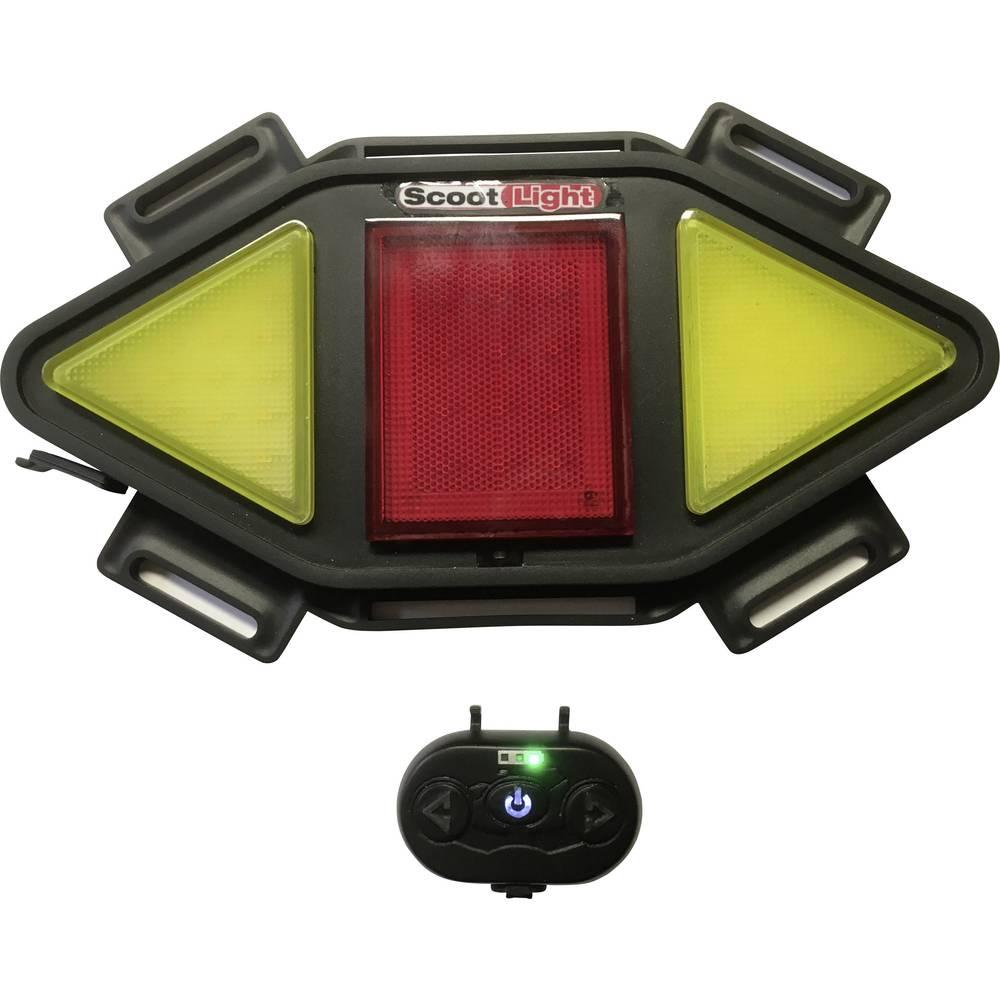 Profi Power Scoot-Light M 2220100 (D x Š x V) 210 x 125 x 15 mm