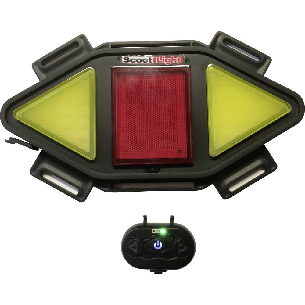 Profi Power 2220100 Scoot-Light M dodatna zadnja luč (D x Š x V) 210 x 125 x 15 mm