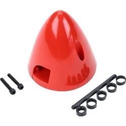 plastika kapa s hladilnim ventilom DU-BRO Premer, ø: 70 mm rdeča