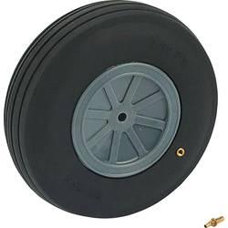 pnevmatike iz penaste gume za model zračnega plovila s plastičnim platiščem, s profilom DU-BRO 140 mm 1 KOS