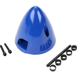 plastika kapa s hladilnim ventilom DU-BRO Premer, ø: 38 mm modra