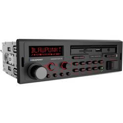 Blaupunkt Bremen SQR 46 DAB avtoradio DAB+ radijski sprejemnik, Bluetooth® komplet za prostoročno telefoniranje, retro desig