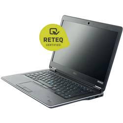 Notebook Dell LATITUDE E7440 35.6 cm (14 ) Intel Core i5 8 GB 128 GB SSD Intel HD Graphics 4400 Windows® 10 Pro Srebrna