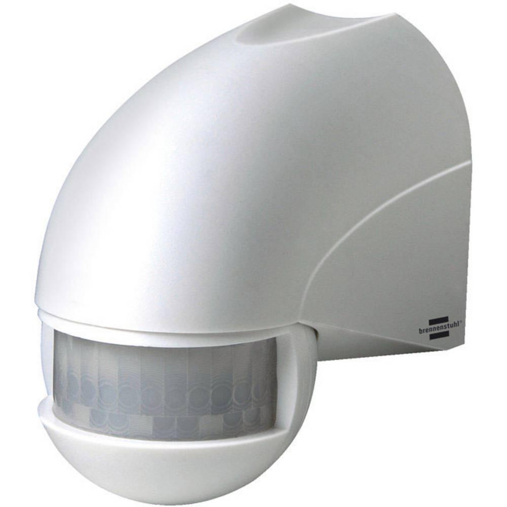 Brennenstuhl 1170900 stena javljalnik gibanja 180 ° bela ip44