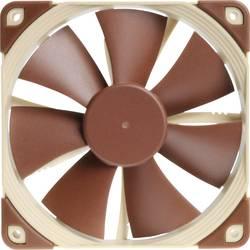 Noctua NF-F12-PWM ventilator za ohišje računalnika rjava, bež (Š x V x G) 120 x 120 x 25 mm