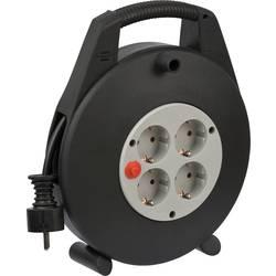 Brennenstuhl 1093200 kabelski bubanj 10.00 m crna sigurnosni utikač