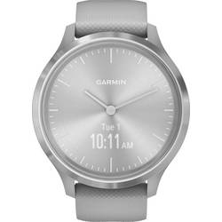 Garmin vivomove 3 Sport Grey-Sliver, Silicone Pametna ura Svetlo siva