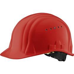 Zaštitna kaciga ventilirana Crvena Schuberth Baumeister 80 BSK300R-1 EN 397