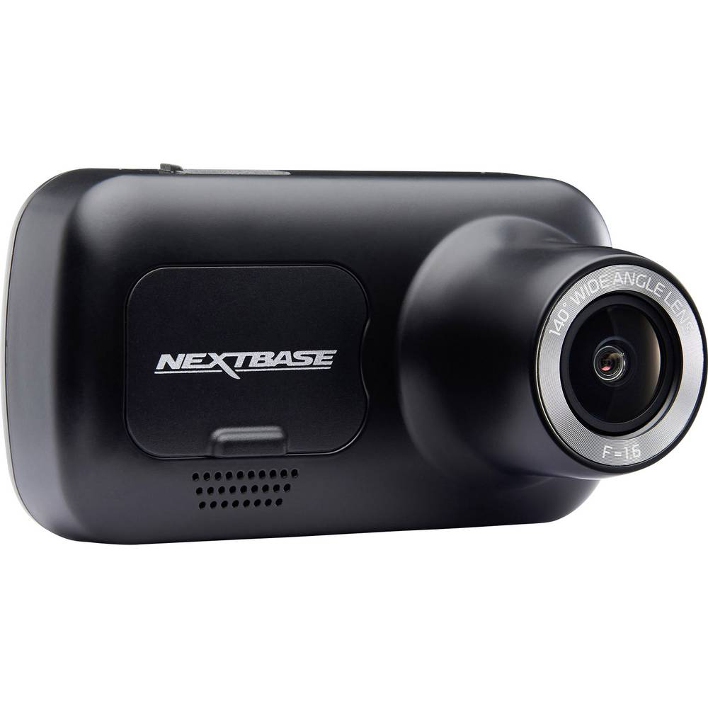 NextBase 222 Avtomobilska kamera Razgledni kot - horizontalni=140 ° 12 V, 24 V