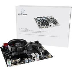 Komplet za podešavanje računala AMD Ryzen 3 (4 x 3.6 GHz) 8 GB AMD Radeon Vega Graphics Vega 8 Micro-ATX