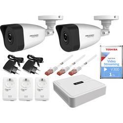 HiWatch HWI-B100-M lan ip-set sigurnosne kamere 4-kanalni 1280 x 720 piksel