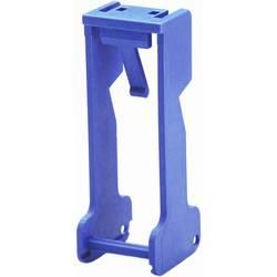Finder 095.01 držalni nosilec modra Tray 100 kos
