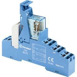 Finder 48.P8.7.024.0050 relejni modul Nazivna napetost: 230 V/AC Preklopni tok maks.: 10 A 2 menjalo Tray 10 kos