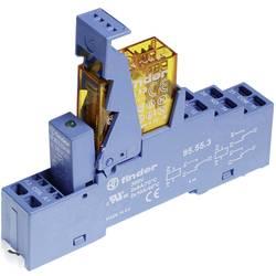 Finder 49.72.8.230.0060 relejni modul Nazivna napetost: 230 V/AC 2 menjalo Tray 10 kos