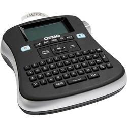DYMO LabelManager 210D Qwerty Tiskalnik nalepk Primerno za pisalni trak: D1 6 mm, 9 mm, 12 mm