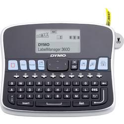 DYMO LabelManager 360D Qwerty Tiskalnik nalepk Primerno za pisalni trak: D1 6 mm, 9 mm, 12 mm, 19 mm