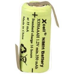 XCell X1/2AAAH-350-LFZ specialni akumulatorji 1/2 aaa z-spajkalni priključek nimh 1.2 V 350 mAh