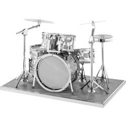 metalni komplet za slaganje Metal Earth Drum Set