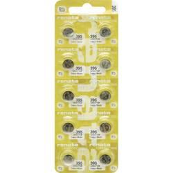 Renata 395.MP-E gumbasta baterija 395 srebrovo-oksidni 55 mAh 1.55 V 10 St.