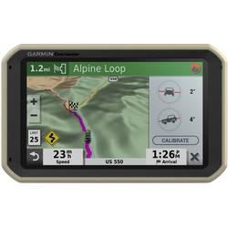Garmin Overlander navigacija za sve terene 17.8 cm 7 palac južna afrika, sjeverna afrika, bliski istok, europa, svjetske topogra