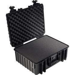 B & W Kofer za van outdoor.cases Typ 6600 26 l Crna 6000/B/SI