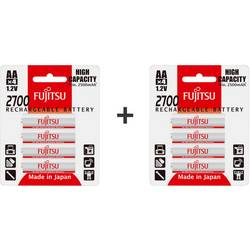 Fujitsu HR3UAEU mignon (AA) akumulator NiMH 2700 mAh 1.2 V 1 St.
