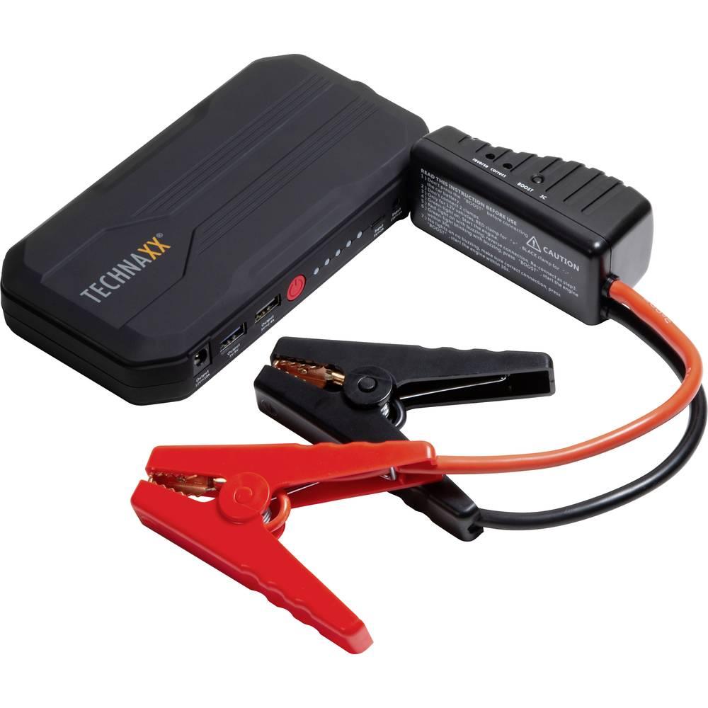 Technaxx sistem za hitri zagon TX-120 4818 Tok pomoči ob zagonu=200 A Tok za pomoč pri zagonu=200 A