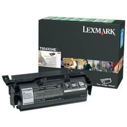 Lexmark toner T654, T656 T654X04E original črna 36000 Strani