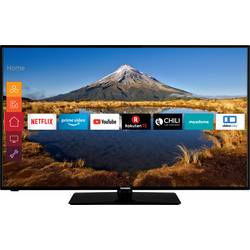 Telefunken D50U446A LED-TV 127 cm 50 palac Energetska učink. A+ (A+++ - D) DVB-T2, dvb-c, dvb-s, UHD, Smart TV, WLAN, ci+ crna