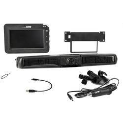 ProUser ProUser Solar Rückfahr-Kamerasystem digital brezžična vzvratna kamera USB priključek, zaslonka f2.0