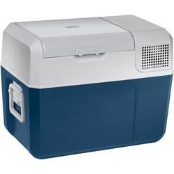 MobiCool MCF40 12/230 V hladilna torba EEK: A+ (A+++ - D) kompresor 12 V, 24 V, 230 V modra, bela 38 l