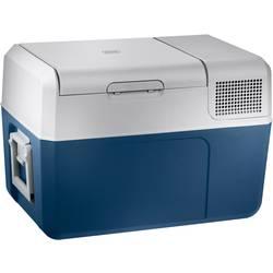 MobiCool MCF60 12/230 V hladilna torba EEK: A+ (A+++ - D) kompresor 12 V, 24 V, 230 V modra, bela 58 l