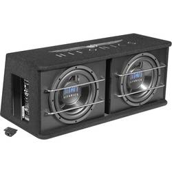 Hifonics TDA-250R aktivni avtomobilski globokotonec 600 W