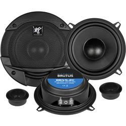 Hifonics BRX-5.2C 2-sistemski koaksialni zvočniki za vgradnjo 180 W Vsebina: 1 KOS