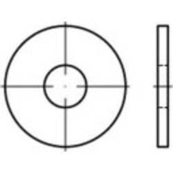 podložna pločica DIN 9021 titan 1 St. TOOLCRAFT 9021T10,5 TO-6609126