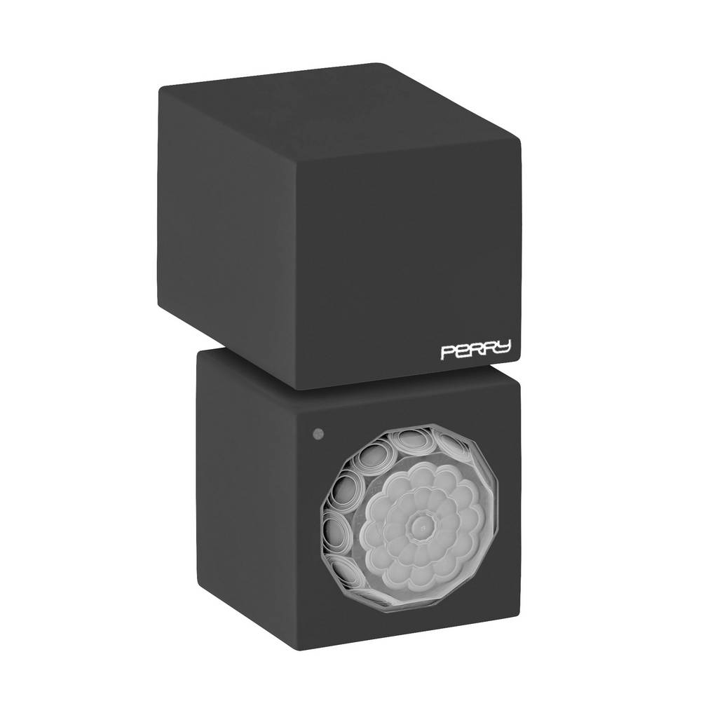Wallair 1SPSP003A nadgradnja, nadometna javljalnik gibanja 140 ° rele antracitna ip54