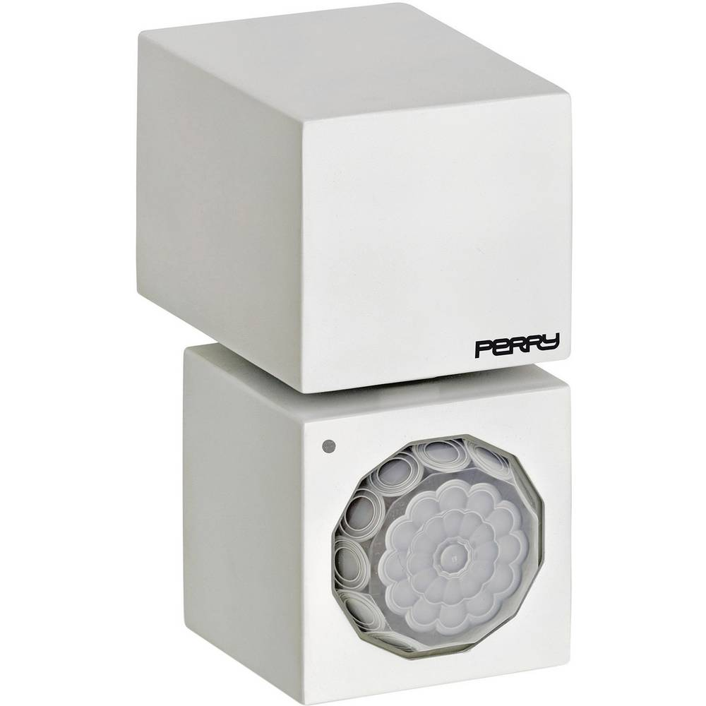 Wallair 1SPSP003B nadgradnja, nadometna javljalnik gibanja 140 ° rele bela ip54