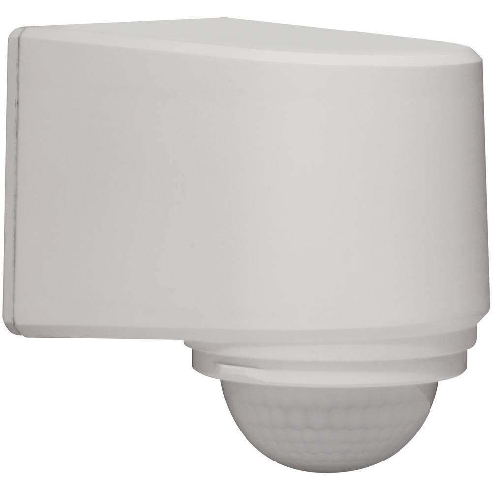 Wallair 1SPSP055B nadgradnja, nadometna javljalnik gibanja 220 ° rele bela ip55