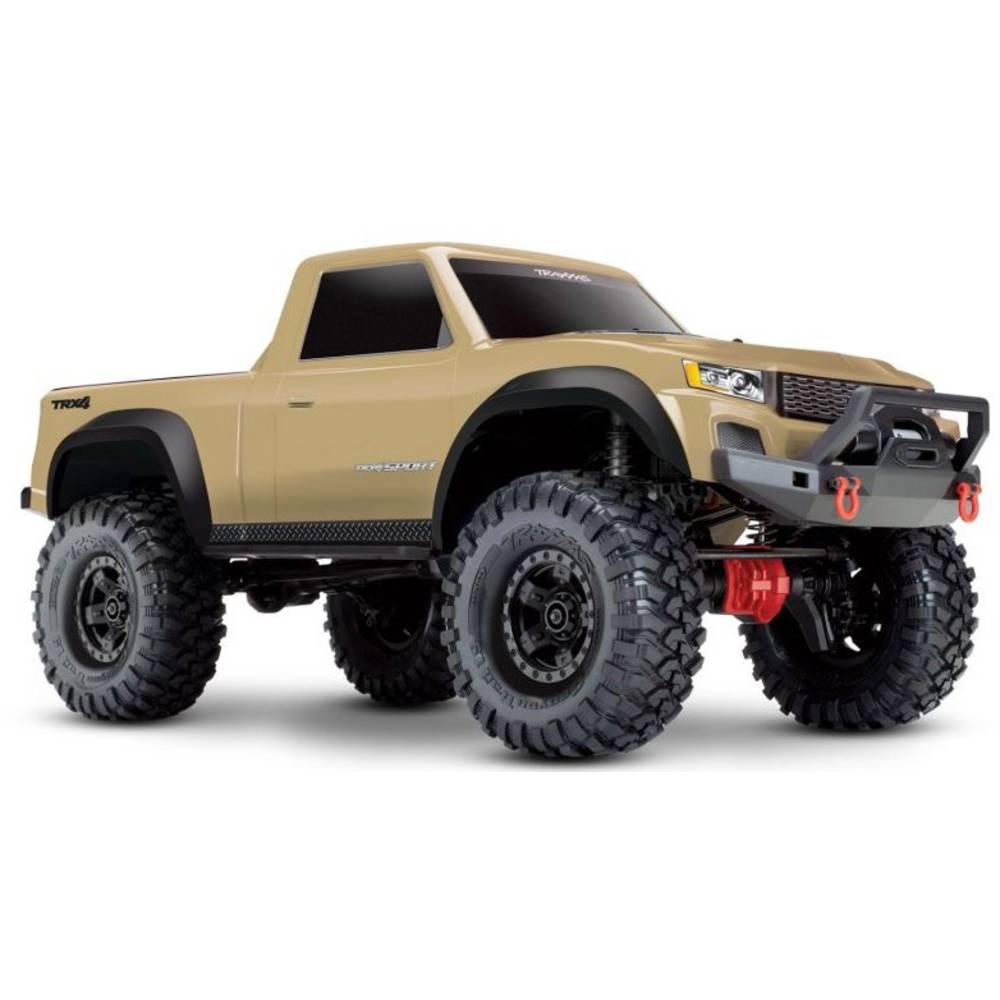 Traxxas TRX4 Sport s ščetkami 1:10 RC Modeli avtomobilov Elektro Crawler Pogon na vsa kolesa (4WD) RtR 2,4 GHz