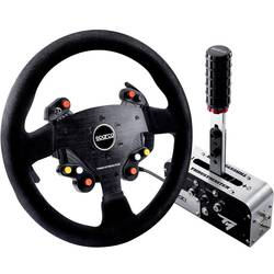 Thrustmaster TM Rally Race Gear Sparco Mod volan add-on USB PC, PlayStation 4, Xbox One črna