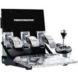 Thrustmaster TH8A & T3PA PRO Race Gear prestavna ročica usb PC, PlayStation 3, PlayStation 4, Xbox One črna vklj. pedala
