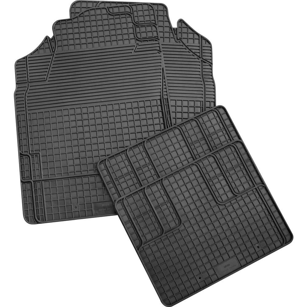Predpražnik (univerzalni) Univerzal Kavčuk (D x Š x V) 2 mm x 49.5 cm x 69.5 cm Črna HP Autozubehör 16544